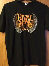 Rival Sons - Black Shirt.  XXL.