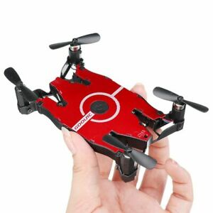 Selfie Drone Ultrathin Wifi 720P Camera Foldable Arm Altitude RC Quadcopter