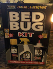 Harris Bed Bug Kit Egg Kill And Resistant