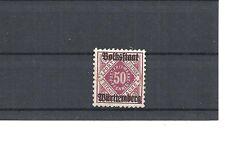 Württemberg,1919 Michelnr: Dienstmarke 143 **, postfrisch **, Michelwert € 15,00