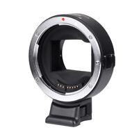 Viltrox EF-NEX IV AF Auto Focus Lens Adapter Ring Canon EF/EF-S to E A9/7/7R mk2