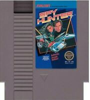 Spy Hunter - Nintendo NES Game Authentic