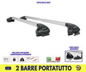 Barre Portatutto Bmw Serie 3 F31 Touring 5p 2012>2018 tetto Portapacchi bagagli