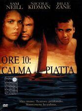 Ore 10 Calma Piatta (1989) DVD Edizione Snapper