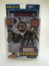 Marvel Legends: Legendary Riders, Logan (Wolverine) w/Card NIP 2005
