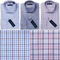 AUTHENTIC TOMMY HILFIGER MEN SHIRT Size M L XL NWT blue white purple NEW