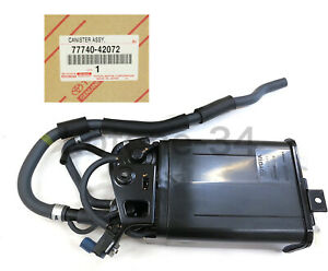 Genuine OEM Toyota RAV4 EVAP Vapor Charcoal Canister for Toyota RAV4 New