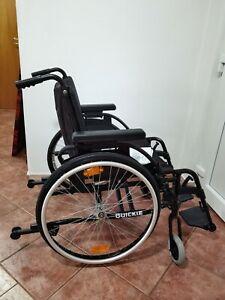 "Quickie Helix 2Sunrise MedicalActive Wheelchair XL 21""x15"""