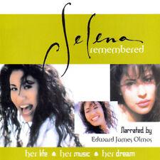 Selena Quintanilla Remembered ORIGINAL DVD BRAND NEW SEALED!