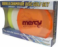 NEW Latitude 64 World Champion Opto Disc Golf Starter Set 3 Disc Set Colors Vary