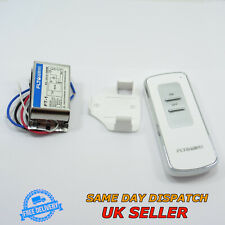 220V Remote Wireless Switch ON / OFF Control RF Controller Light Button