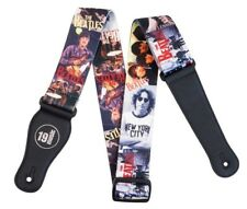 Beatles John Lennon Classic Pop Icons Cult Memorabilia Adjustable Guitar Strap