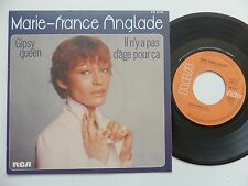 MARIE FRANCE ANGLADE Gipsy Queen Il n y a pas d age pour ca 8120 Discotheque RTL
