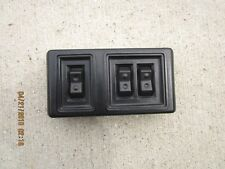 1985 dodge ramcharger power window switch