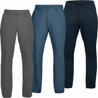 UNDER ARMOUR MENS UA THREADBORNE STRETCH PANTS GOLF TROUSERS 60% OFF