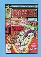 Dazzler #7 Feat. Incredible Hulk Marvel Comics September 1981