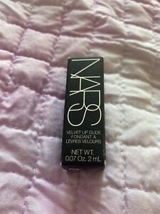 Nars Cosmetics Velvet Lip Glide 5814 Bound Rose Pink 0.07 oz. Travel Mini, NIB