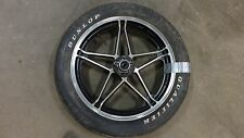 1982 Honda CB750SC CB 750SC Nighthawk H1097' front wheel rim 18in