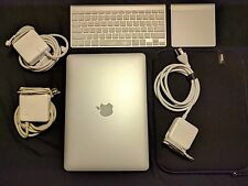 "MacBook Air 2011 13"" i5 128GB Bundle - Many Extras - Free Shipping"