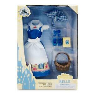 Disney Store Belle Classic Doll Accessory Pack