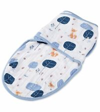 Aden and Anais Into the Woods organic easy swaddle™ Brand New size small/medium
