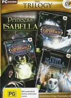 Pc Game - The Trilogy - Princess Isabella -Witch's Curse 1, 2 & Rise of an Heir
