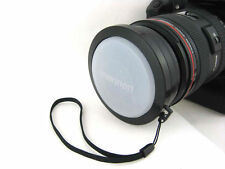Mennon 55mm White Balance Lens Cap with mount Canon Nikon Sony UK