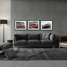 911 TURBO GT3 RS AUTOMOTIVE LARGE HD POSTER ART 3-PACK 18x24 in