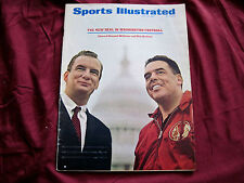 VINTAGE SPORTS ILLUSTRATED JULY 25, 1966 OTTO GRAHAM, EDWARD BENNETT WILLIAMS