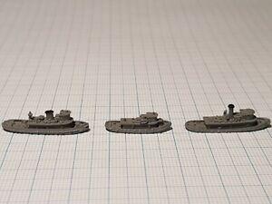 Neptun 1/1250 N1399def YTB YTL Tugs USA WWII 1943 x 3