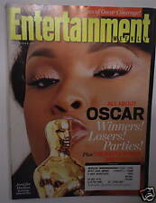 JENNIFER HUDSON Oscars DREAMGIRLS 2007 Entertainment Weekly Magazine