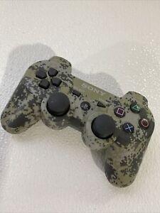 Sony PlayStation 3 PS3 SIXAXIS Dualshock 3 Controller Camo CECHZC2U