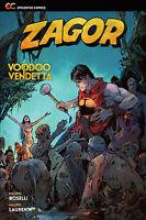Zagor: Voodoo Vendetta (2016 Paperback) Boselli, Laurenti, Rubini
