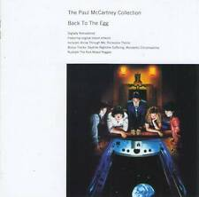 PAUL McCARTNEY COLLECTION - WINGS - BACK TO THE EGG [REMASTER]  CD +Bonus [NEW]