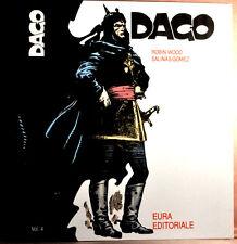 DAGO copertina vol. 4 inserto Skorpio 2001 Eura Editoriale