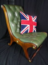 Handmade Leather Armchairs