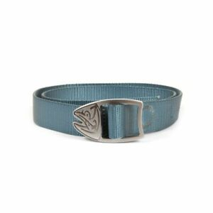 NEW FISHPOND TRUCHA WEBBING BELT IN TIDAL BLUE COLOR - FREE US SHIPPING