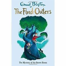 The Find-Outers: The Mystery of the Secret Room by Enid Blyton (Paperback, 2016)