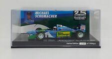 MINICHAMPS 1/43 Model Car Die Cast F1 Benetton Ford Michael Schumacher 1994