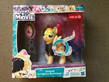 My Little Pony the Movie Singing Songbird Serenade Target Exclusive NIB