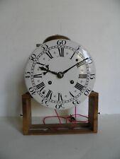 Mouvement horloge ancien, environ 1770/1780