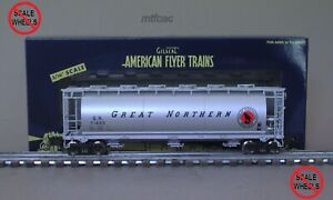 American Flyer (High Rail) 6-48866 Great Northern Cylindrical Hopper Car