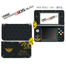Hot The Legend of Zelda Game Decals Skin Stickers for Nintendo New 3DS XL LL