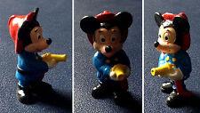Disney / Bullyland - Mickey Mouse Pompier / Fireman - Figurine Collector - Rare