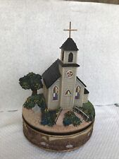 Church Music Box- Amazing Grace