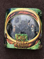 merry and pippin and moria orc lord of the rings fellowship of the ring figures