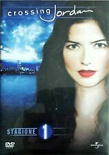 Crossing Jordan. Stagione 1. Dvd Introvabile