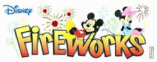 Disney FIREWORKS 3d Scrapbook Stickers