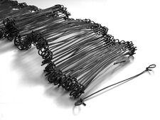 "METAL MULTI PURPOSE REBAR DOUBLE LOOP TIES - LENGTH 8"" (200mm)"