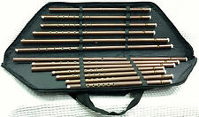 TURKISH WOODWIND PLASTIC KAVAL SET 13 PCS  FLUTE
